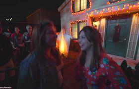 Trick 'r Treat (Full Maze) Halloween Horror Nights at Universal Studios Hollywood