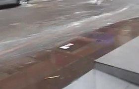 Heavy Rain Slip N' Slide
