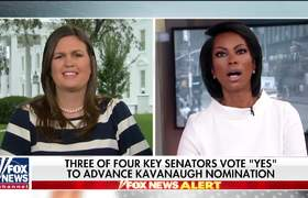 Sanders surprised more Democrats aren't supporting Kavanaugh
