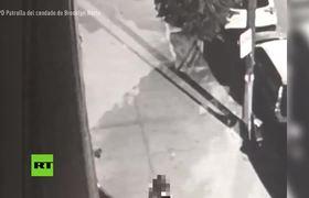 hombre trató de violar a una joven en una calle de Nueva York