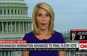 Supreme Court nominee Brett Kavanaugh advances