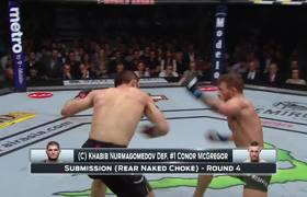 UFC 229: Conor McGregor vs Khabib Nurmagomedov | RECAP