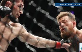 Khabib Nurmagomedov de la admiración a Conor McGregor al ODIO
