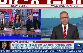 Brett Kavanaugh confirmed as Supreme Court Justice
