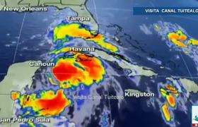 Declaran Emergencia en Florida por el Huracán Michael