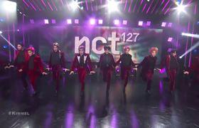 Jimmy Kimmel Live: NCT 127 – Regular