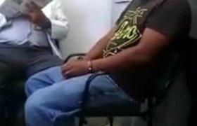 Juan Carlos a quien le llaman el Monstruo de Ecatepec..