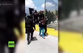 Detienen a una pareja acusada de matar a 10 mujeres en Mexico