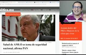 #AMLO LE RESPONDIÓ DURO A LORET DE MOLA POR INVENTARLE PROBLEMAS DE SALUD