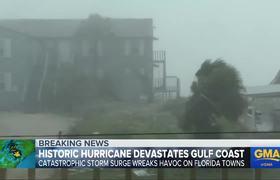 Inside Hurricane Michael
