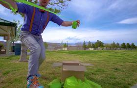#BLIPPI: Aprende Los Colores para Niños Pequeños 8Español) CAJAS DE COLORES