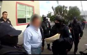 Detienen a presunto agresor de niños de kínder en Aragón