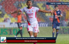 Morelia vs Puebla - se mete de lleno a la pelea por la Liguilla del Apertura 2018 Liga MX