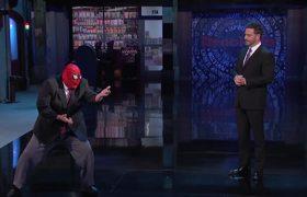 JKL: Guillermo vs Spider-Man Tom Holland