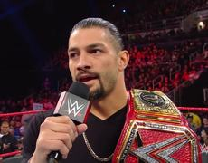 WWE: Roman Reigns relinquishes the Universal Title to battle his returning leukemia