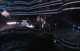 Andrea Bocelli & Matteo Bocelli Performance - Dancing with the Stars Disney Night