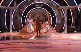 DeMarcus & Lindsay's Charleston – Dancing with the Stars Disney Night 2018