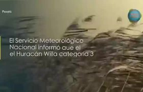 Hurricane Willa on Mexican coasts; Nayarit and Escuinapa, Sinaloa