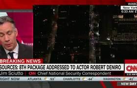 NYPD examining suspicious package sent to #RobertDeNiro