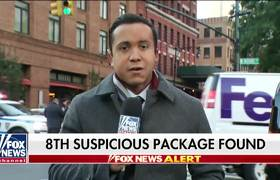 #NEWS: Timeline of suspicious package addressed to Robert De Niro
