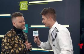 Nacho fue el primer ganador de la noche | Latin AMAs 2018