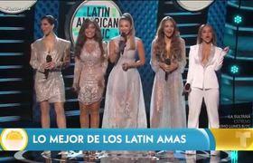 Lo mejor de los Latin American Music Awards