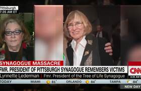 I do not welcome Trump to Pittsburgh: Former synagogue president