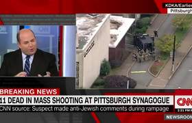 Synagogue shooting suspect targeted #Jews online