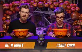 Worst #Halloween Candy Taste Test