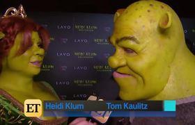 Heidi Klum Praises Boyfriend Tom Kaulitz's 'Phenomenal' Costume