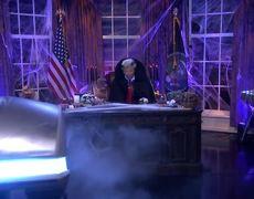 Donald Trump's Halloween Message to America