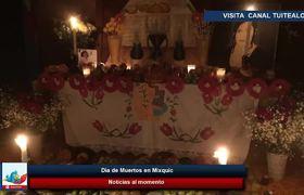 Comienza la celebración de Día de Muertos en Mixquic
