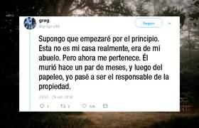 #DROSS: Greg's terror