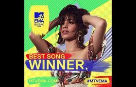 MTV EMA 2018 WINNERS | Dua Lipa, Camila Cabello, Nicki Minaj