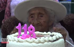#NEWS: Two 118 Year-Olds in #Bolivia May Be the Oldest Living People on Earth