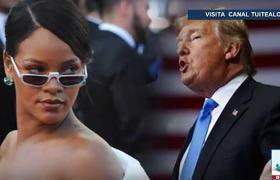Rihanna se lanza contra Donald Trump a días de las elecciones 2018