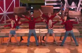 Team Hay Now – Dancing with the Stars
