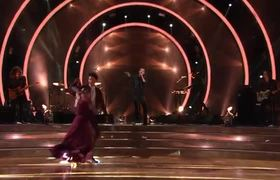 Milo & Witney's Foxtrot – Dancing with the Stars