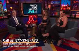 Dolores Catania's Nice Comments About Danielle Staub