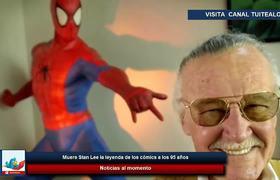 Muere Stan Lee la leyenda de los cómics a los 95 años