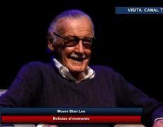 Stan Lee Muere creador del Universo Marvel a los 95 años