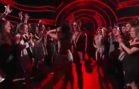 Bobby & Sharna's Salsa – Dancing with the Stars 2018