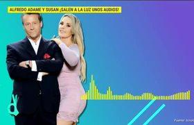 Salen a luz reveladores audios de la ex de Alfredo Adame