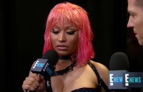 E! People's Choice Awards; Nicki Minaj Tells Why Michael B. Jordan Is on Her Mind |