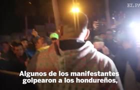 Tensión en Tijuana ante la llegada de la caravana migrante
