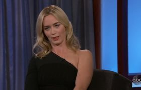 Emily Blunt on Mary Poppins & Embarrassing Mom