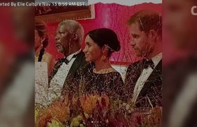 Guests Reveal What Meghan Markle Wore To Her And Prince Harry's Secret Dinner