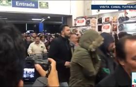 ASÍ ARRANCA EL BUEN FIN EN PLENA MEDIANOCHE