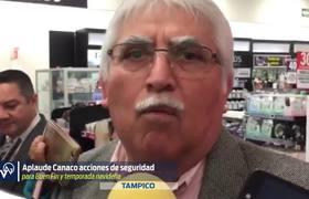 Aplaude Canaco acciones de seguridad para Buen Fin