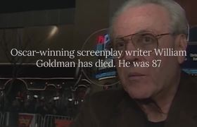 William Goldman, Oscar-Winning 'Butch Cassidy' Screenwriter, Dies At 87